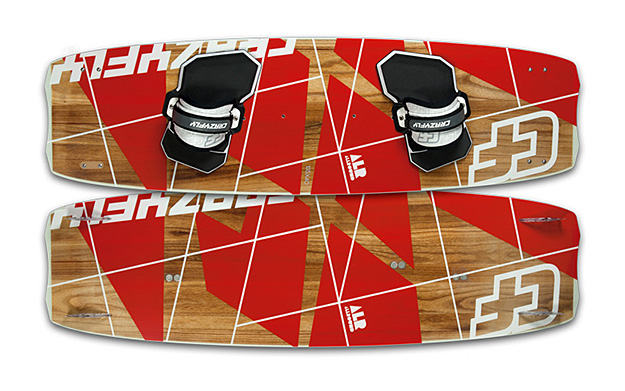 crazyfly allround kiteboard 2013