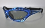 Combuco blue frame grey polarized lenses