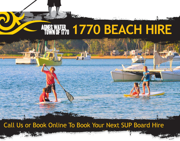1770 sup sunset tour