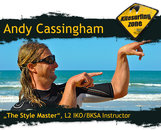 Andy Cassingham, IKO L2 & BKSA instructor