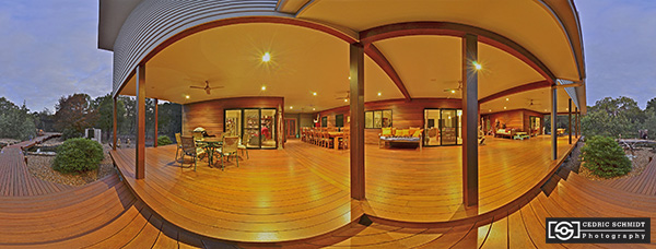 SUNRISE 1770 :: AGNES WATER :: virtual tour 360 degree panoramic realestate photography